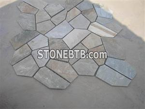 Crazy Slate Panel Paving with good prices