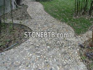 Natural Pebblestone for Pavement