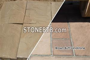 Brown Buss Sandstone