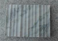 snow white cloudy marble