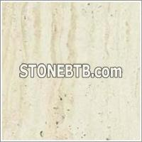 Super White Travertine Marble