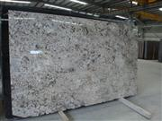 bianco antique granite slab