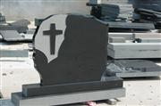 modern tombstone