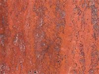 Red  travertine Azarshahr