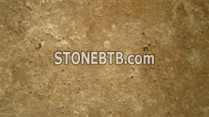 travertine Leathery dark