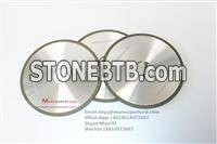 1A1 Resin Bond Diamond Grinding Wheel for carbide tools made in china miya@moresuperhard.com