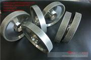 Electroplated diamond grinding wheel for machined automobile tyre miya AT moresuperhard DOT com