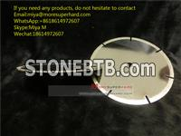 Electroplated Diamond Cutting Blades & Discs for Cutting Marble, Granite, Thermosettin