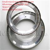 back grinding wheels are used for the thinning and fine grinding of the silicon wafer miya@moresuperhard.com