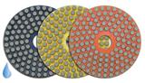 MK Vitrified Polishing Discs