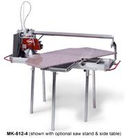 MK-512 Wet Cutting Tile & Stone Saw