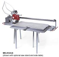MK-412 Wet Cutting Tile & Stone Saw