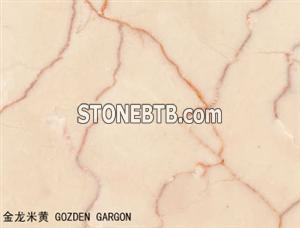 Golden dragon marble tile, imported marble