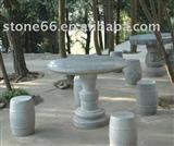 Modern stone table