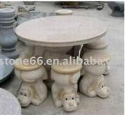 Monkey Stone Table