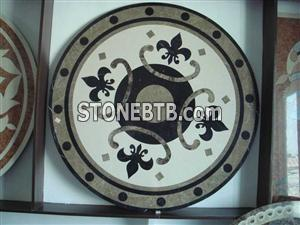 pattern mosaic medallion 025
