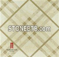 Beige Marble Waterjet Medallions 2016 Bathroom Wall Tile Marble Temple Designs for Home