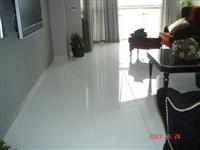 Artificial White Crystal Stone Flooring