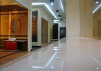 White Nano Crystallized Glass Flooring