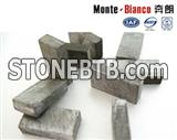 Diamond Segments for marble granite stone cutter segments