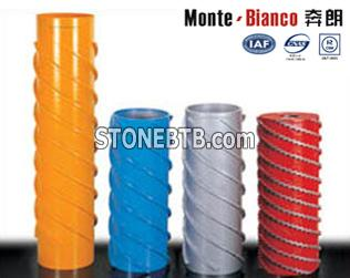 Diamond Calibrating Roller for stone diamond roller