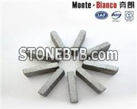 High quality Diamond Segments for gang saw cutting segments diamond segments