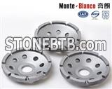 diamond grinding wheel for stone grinding tools