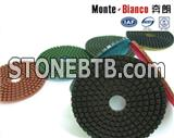 high quality Polishing pads stone/marble/granite polishing pads tools