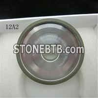 12A2 diamond grinding wheels for TCT carbide