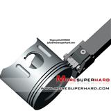 Piston Machining Cutter,PCD Grooving Tool for Piston Maching