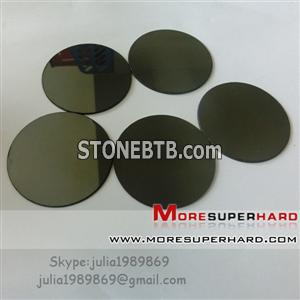 52 mm Round Shape PCD Cutting Tool Blanks