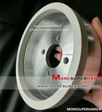 150*40*40 Vitrified diamond cup grinding wheel for pcd