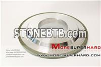 Resin bond diamond wheel for thermal spray alloy materials-julia@moresuperhard.com