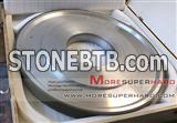 900mm Resin bond diamond wheel for Grinding and Finishing of Hard Coatings-julia@moresuperhard.com