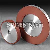 Resin diamond grinding wheel for carbide, pcd/pcbn tools, glass grinding and polishing