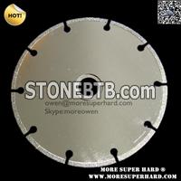 electroplated diamond grinding wheel for stone
