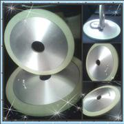 vitrified bond diamond wheel/diamond bruting wheel/diamond grinding wheel(julia@moresuperhard.com)