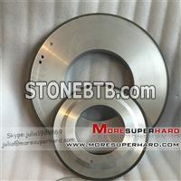 Resin diamond grinding wheel for HVOF Tungsten Carbide coatings(julia@moresuperhard.com)