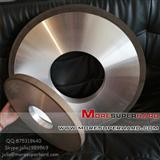 Resin Bond Diamond Grinding Wheel For Thermal Spraying Alloy Materials~