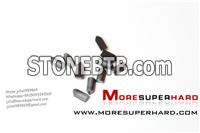 PCD roller inserts, PCD boring cutters for roll