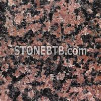 Balmoral red granite tile, imported granite