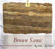 Brown scenic
