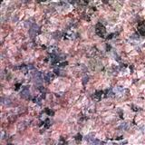 Granite slab flamed