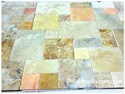 Mix color Patinato / Antique Travertine