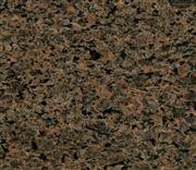 California Brown imported granite tile