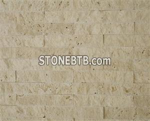 Split Face Light Travertine