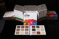 natural stone sample guide book