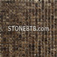 Natural Yellow marble stone mosaic