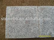 Flamed Red Granite Tile