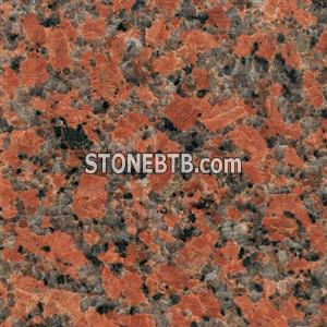 G562 Granite Slabs Maple Leaf Red Granite Big and Gangsaw Slabs